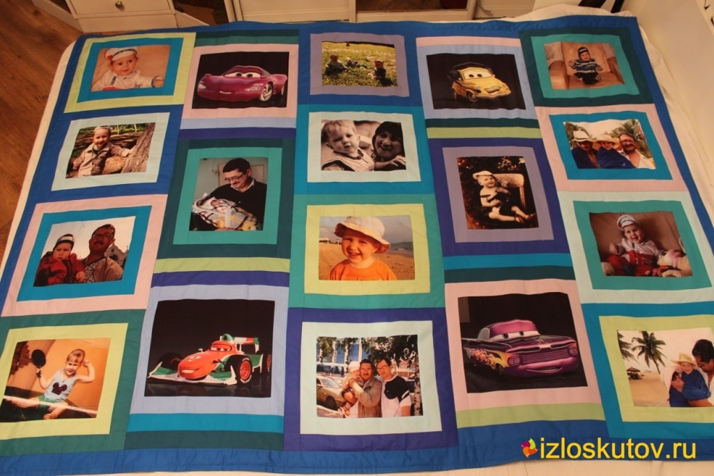 Фотографии на плед в подарок 72