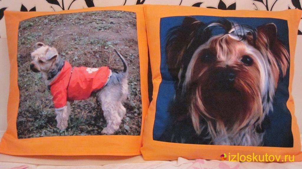 Лоскутные подушки с фото