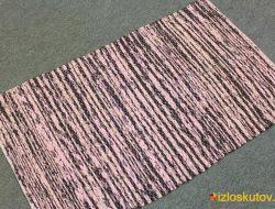 Домотканый половик «Зебра» № 1306