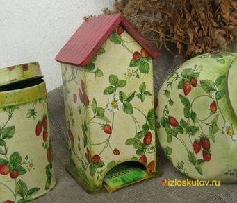 """Чайный домик """"Земляничка"""" № 1519"""