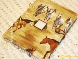"""Блокнот для записей """"Лошади"""" № 1047"""